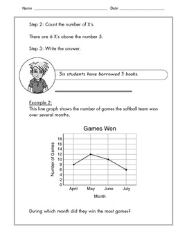 Math - Data Analysis - Mean, Mode, Median; Graphs
