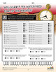 Math Decimals Worksheets - Math Riddles - 4th, 5th, 6th, 7