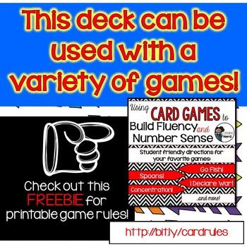 Math Decks! Build Fluency through Card Games (Angle Relationships)