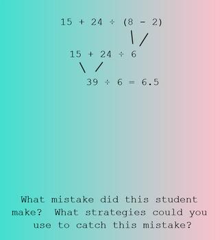 Math Detective: 5th Grade