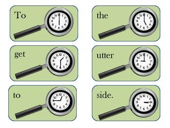 Math Detective: time