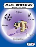 Math Detectives - 3rd Grade