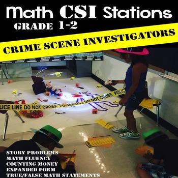 Math Detective CSI