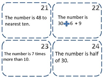 Math Detectives(Solving Math Mysteries) Common Core Math Center/Task Cards