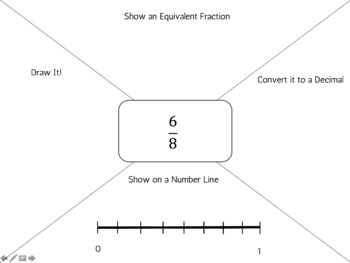 Math Diamond Paper Templates for Formative Assessment