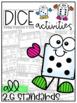 Dice Activity Books BUNDLE! - ALL 2nd Grade Math Standards