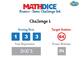Math Dice Powers Demo Challenge Set Powerpoint Deck by ThinkFun