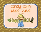 Math - Differentiated Candy Corn Place Value
