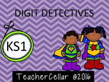 Math Digit Detectives