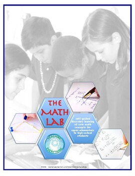 Math Discovery Labs (16 Bundled)