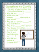 Math Discussion Question Stems Posters