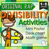 Math Divisibility Rules