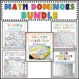 Math Domino Games Bundle