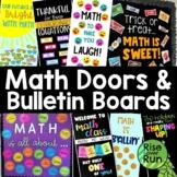 Math Door Decoration Bundle