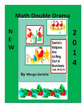 Math Double Drama Act Out Multiplication/Division Word Pro