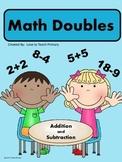 Math Doubles