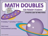 Solar System Math Doubles
