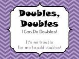 Math Doubles Games