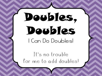 Math Doubles Games