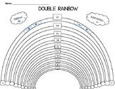 Math Doubles Rainbow