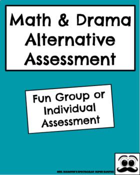 Math & Drama - Fourth Grade