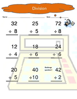 Math Drill and Review Activity Book