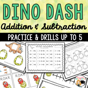 Addition and Subtraction to Five