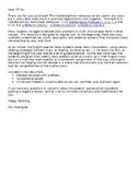 Math-ELA Interdisciplinary Tool
