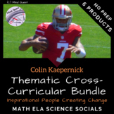 Math, ELA, Science, Socials: Thematic Cross Curricular Bun