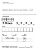 Math Early Number Sense Worksheets
