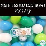 Math Easter Egg Hunt - Money