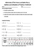 Math Easter Worksheet (Fractions Addition and Subtraction) With Original Artwork