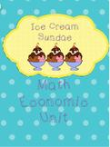 Math Economics Unit/Producer and Consumer