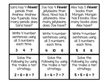 Math Egg Hunt: Aligned with First Grade Common Core