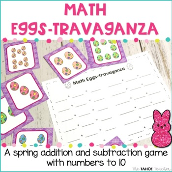 Math Eggs-travaganza
