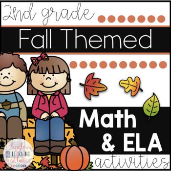 Math & Ela Fall Activities