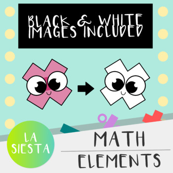 Math Elements Clipart