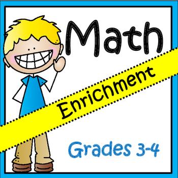 Math Enrichment: Think Critically