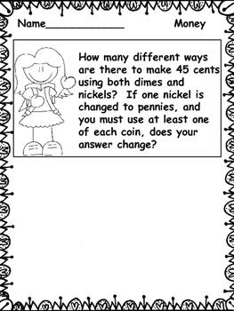 Math Enrichment: Critical Thinking