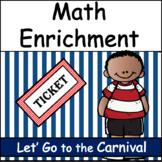 Math Enrichment Activities: Grades 4-6