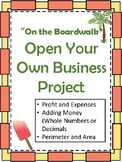 Open Your Own Business - Financial Literacy, Adding Money,