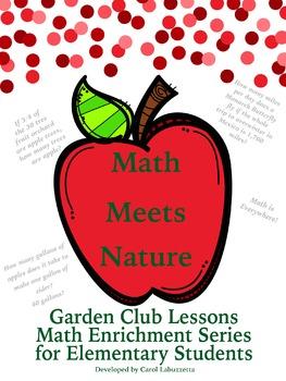 Math Enrichment Series - Math Meets Nature: Applying Math through Gardening.
