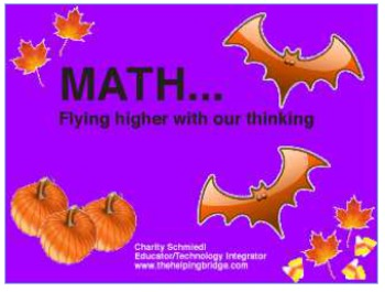 Math Enrichment Thinking: Halloween Theme