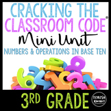 Math Escape Room Unit Grade 3 Operations in Base 10 Cracking the Classroom Code®