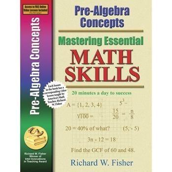 Math Essentials Pre Algebra Concepts *FREE ONLINE VIDEO TUTORIALS*