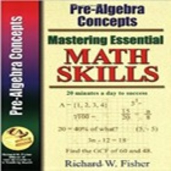 Math Essentials Pre Algebra Concepts *FREE ONLINE VIDEO TU