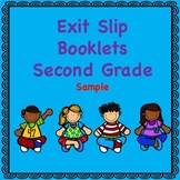 Math Exit Slips (Sample)