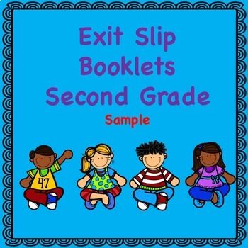 Math Exit Slips (Sample) by Teaching in the Big Apple | TpT