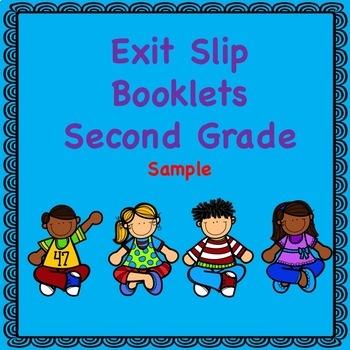 Math Exit Slips (Sample)