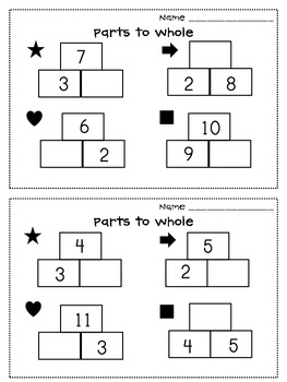 Math Exit Slip Pack